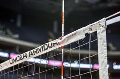 Under Amour Custom Top Net Tape by Sports Imports Volleyball Net, Tape, Sports, Hs Sports, Sport, Band, Ice