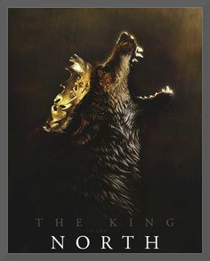 The King in the North. Rest in Peace, Robb Stark.