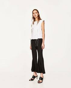 ZARA - WOMAN - DOUBLE CORSET SHIRT
