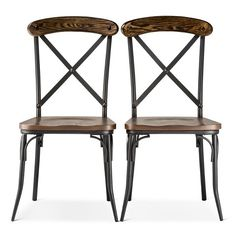 *similar* $162/Pair. Bralton Dining Chair - Set of 2 - The Industrial Shop™