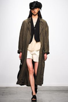 Creatures of Comfort Spring 2015 Ready-to-Wear - Collection - Gallery - Look 1 - Style.com