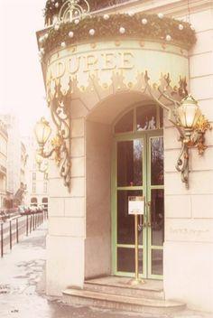 Laduree Champs Elysees