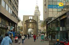 Peatonal Sarandí - Montevideo