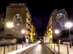 Lichtgraffiti: Eine Hipster-Safari in Paris | KlonBlog
