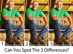 95% of people can't find the last difference in these pictures. Can you? Theres one thing different in each picture, can you find all 3? #PathwayEvents