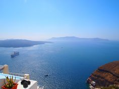 The Mediterranean is so beautiful.