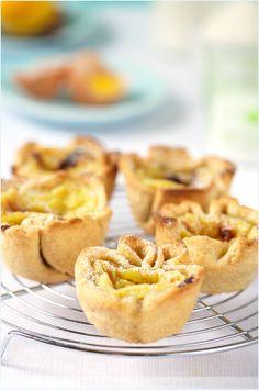 pastéis de nata - portuguese pastry