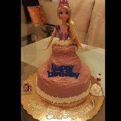 #barbiecake #disneycake #kidscake #birthdaycakes