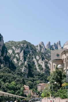 Montserrat Day Trip | The Everygirl's Weekend City Guide to Barcelona, Spain #theeverygirl