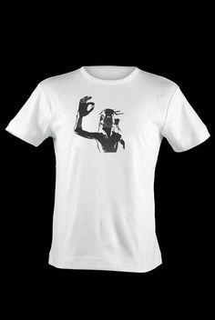 Gollum, lord of the rings tshirt man , woman , glitter , hobbit ,banksy ,art on Etsy, $15.00