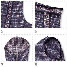 Доброго времени суток. Сегодня научимся шить одну из известнейших и уже долгие годы не выходящих из моды вещей — жакет в стиле Шанель, который был изобретен француским модельером Габриэль Шанель. Этот твидовый жакет характуризуется прямым силуэтом или приталенным, контрастной…