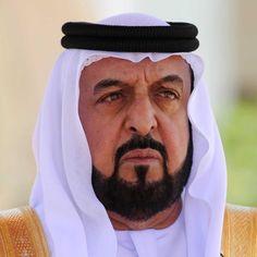 #33: Khalifa bin Zayed Al-Nahyan. President of the United Arab Emirates.