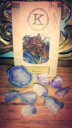 Geode Soap, Gemstone Soap, Crystal Soap, handcrafted soap.Handmade soap,Vegan Soap,Natural Soap,