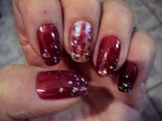Leonor, Unhas, esmalte e fruta. Nail polish, nails