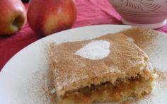 Retete Culinare - Prajitura frageda cu mere(de post)