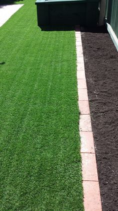 Synthetic Turf and Paver Edging. www.pavingcanberra.com
