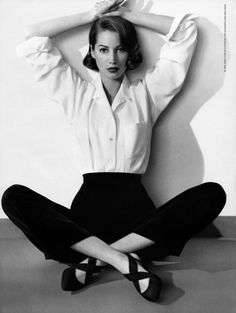 Christy Turlington. a woman, sexy, sophisticate - love - mother