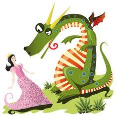 La-Princesa-y-el-Dragon