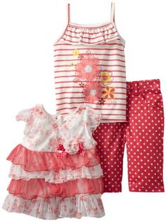 Nannette Baby-girls Infant 3 Piece Polka Dot Capri Pant Set, Melon Twist, 24 Months Nannette,http://www.amazon.com/dp/B009ZB42YK/ref=cm_sw_r_pi_dp_-JZBsb098DJ0F5VX