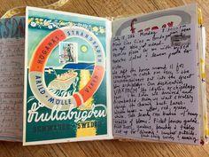 MaryAnnMoss sweden sketchbook9