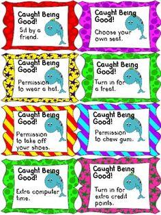 good behavior helpers on Pinterest   Behavior Management, Behavior ...