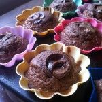rolo muffins slimmingworld Slimming World Deserts, Slimming World Recipes, Guilt Free, Cake Recipes, Muffins, Treats, Baking, Breakfast, Cakes