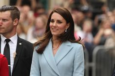 Duchess was yesterday hailed as the ultimate beauty icon for British women.