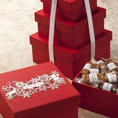Holiday Caramel Gift Box
