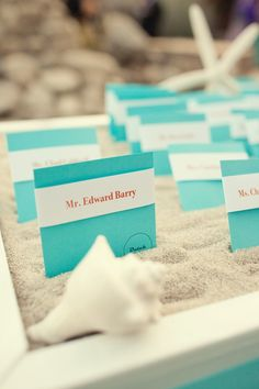 62 creative beach wedding escort cards ideas wedding ideas pinterest beach weddings beach and marriage vows