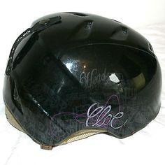 Head cloe ladies #black helmet #small 53.5 - 55.5cm ski snowboarding bike #skate,  View more on the LINK: http://www.zeppy.io/product/gb/2/121814889736/