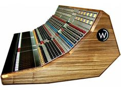 Wunder Audio Wunderbar Console - 36 Channel