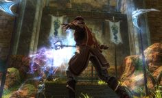 Kingdoms of Amalur  Reckoning - a lot like solo-player Warcraft on the xBox 22380ec9e054d