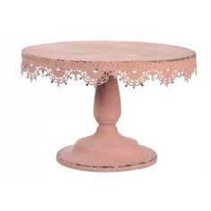 Подставка для торта Розовая Пастель