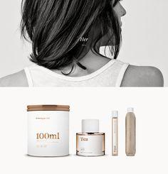 package design / branding / website / modern clean / wood / natural