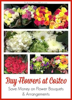 If you're wanting to buy flowers for someone, Costco flowers are a very affordable option with prices as low as $9.99 for beautiful bouquets!