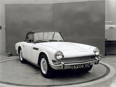 Triumph B Prototype by Michelotti. Triumph Auto, Triumph Sports, Motor Car, Custom Cars, Concept Cars, Jaguar, Cars And Motorcycles, Vintage Cars, Cool Cars