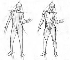 Human Figure Drawing Reference E. Gist Illustration/ Dead of the Day: October 2010 Drawing Studies, Drawing Skills, Drawing Poses, Life Drawing, Drawing Tips, Drawing Tutorials, Painting Tutorials, Human Drawing Reference, Human Figure Drawing
