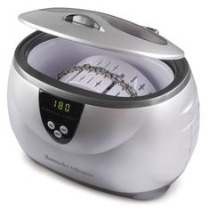 Ultrasonic Jewelry Cleaner $39.95