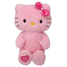 Build a bear- just one of the ones kylie owns...she's got so many they need their own closet!