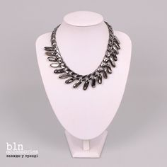 Стильне кольє в магазинах BLN accessories . Stylish necklace in stores BLN accessories.