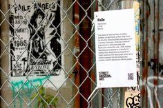 NEW-YORK // The Street Museum of Art celebrates the often overlooked graffiti of NYC.