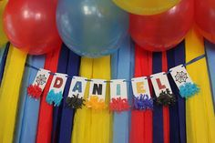 Vintage Spider-Man Inspired Birthday Party