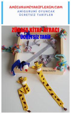 Amigurumi Buzu Ücretsiz Tarif - Amigurumi Tariflerim Snug Harbor, What Is The Secret, Crochet Bookmarks, Lets Celebrate, Personalized Items, Toys, Pattern, Crafts, Crochet Dolls
