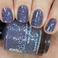 KBShimmer Brrr-tiful Dreamer | Winter 2015 Collection | Peachy Polish