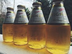 The Miller High Life Pony Bottle Comes of Age | The Love List