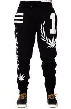 The LATHC Sweatpants in Black. Lounge around in style with The LATHC sweatpants. These joggers feature contrast lettering and graphics with a drawstri… Cotton Sweatpants, Mens Sweatpants, Joggers Womens, Jogger Sweatpants, Just Do It Leggings, Mens Jogger Pants, Sweat Pants, Athletic Models, Black Joggers