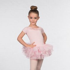 c758c7362342 1st Position Cap Sleeved Mesh Heart Tutu dazzle-dancewear.co.uk Dance  Costumes