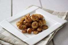 Cinnamon Parsnips from The Food Lovers Primal Palate