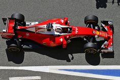 Vettel expects stronger Ferrari on Saturday