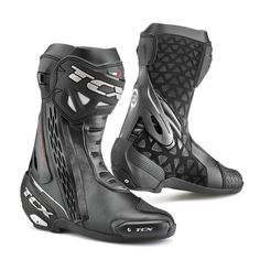 TCX RT-Race Waterproof Boots - It's getting to that time of year again when the majority of you will be starting to prepare for riding season by searching for the best equipment and clothing for your bike. So, we thought we'd help you out by selecting our favourite motorcycle boots for the new season.